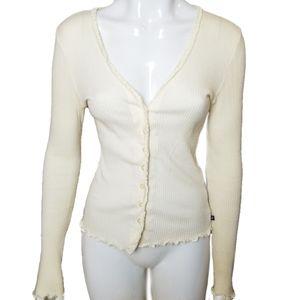 Polo Ralph Lauren button up v-neck cardigan